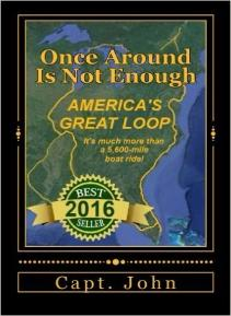 2016 BOOK of the YEAR - America's Great Loop