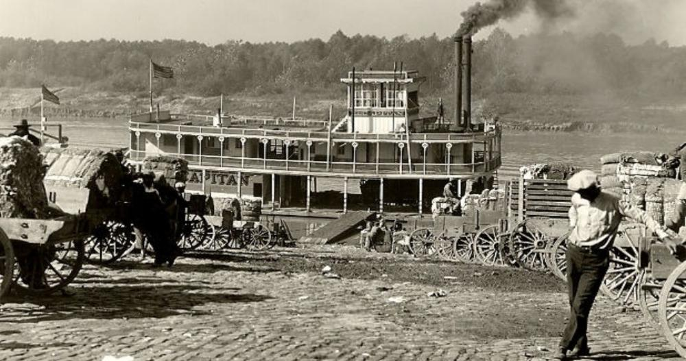 Capt John's 100 years of Riverboat History