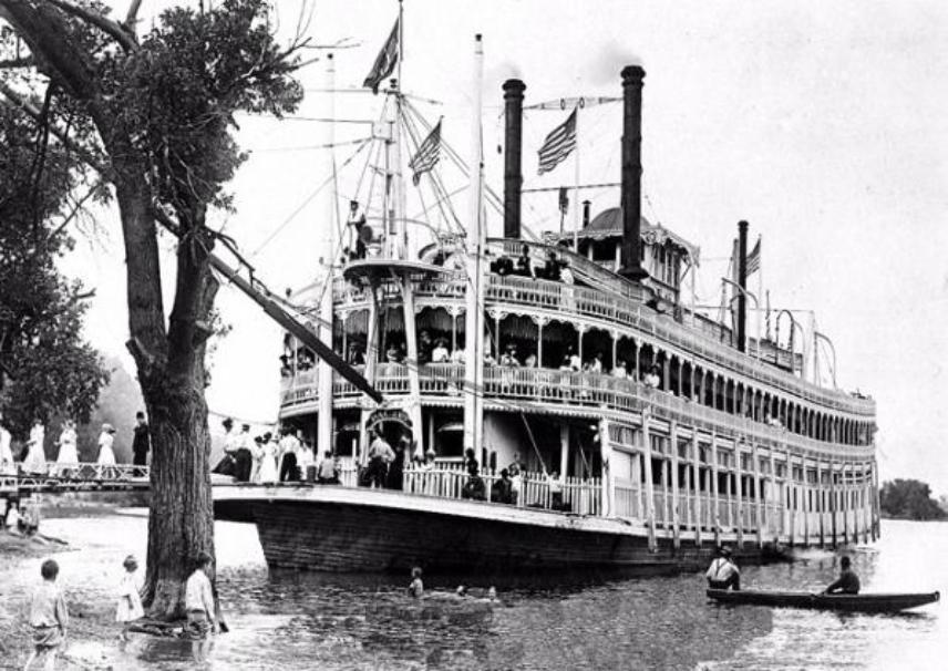 Riverboat History